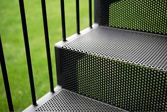 Просечно-вытяжной лист, современные строительные материалы