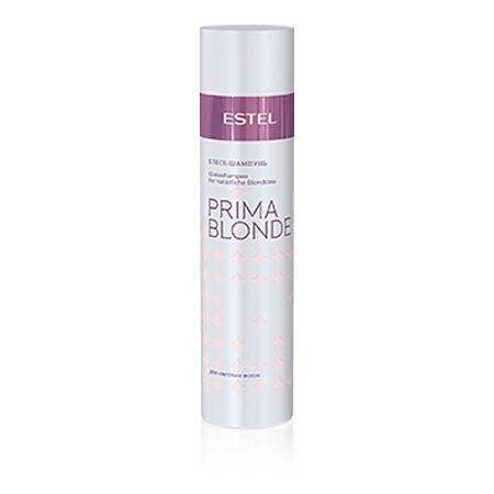 Estel PRIMA BLONDE Блеск-шампунь для светлых волос 250 мл.