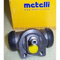 Цилиндр тормозной Daewoo Lanos, Sens, Nexia задний двигатель 1,5, 1,4 (производство METELLI, Италия)