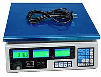 Весы торговые электронные A. R. до 40 кг