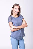 Женская футболка в молодежном стиле, фото 1
