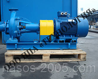 Насос фекальный СМ 80-50-200/2 горизонтальный