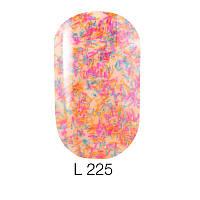 """Гель-лак для ногтей Naomi Let""""s go party №225"""