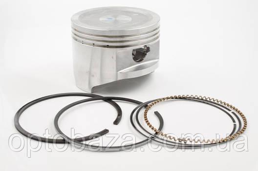 Поршень + кольца 90 мм для генераторов 5 кВт - 6 кВт, фото 2