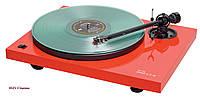 Music Hall MMF 2.2 LE Ferrari Red проигрыватель виниловых пластинок Limit Edition Turntable