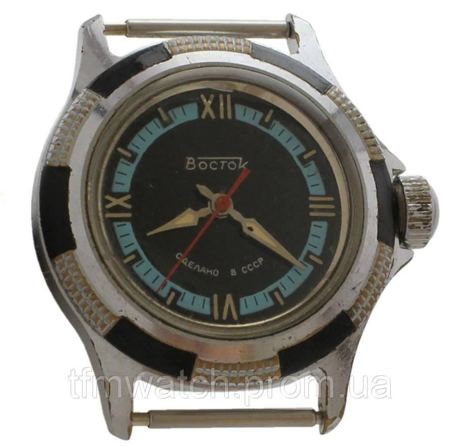 Восток юношеские механические часы СССР