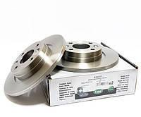 Диск тормозной невентилируемый 259 мм LPR, R1015P