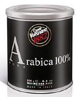 Кофе молотый CAFFE VERGNANO 1882 Arabica 100% Moka Ж/Б 250 г
