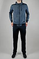 Спортивный костюм мужской Adidas 1631 Тёмно-синий