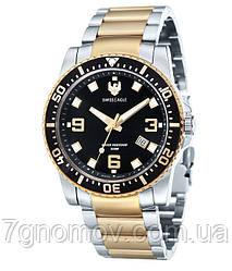 Часы наручние SwissEagle. Dive SE-9007-77