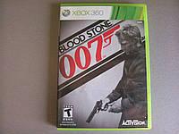 Игра xbox 360 James Bond 007 Blood Stone регион NTSC