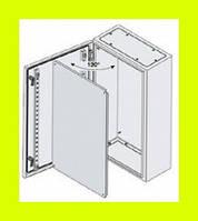Корпус навесной металлический ABB SR2 IP65 300х200х150 с монтажной платой
