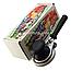 """Машинка закаточная полуавтомат с подшипником """"Вилен-премиум"""" из нержавеющей стали фирменная упаковка, фото 2"""