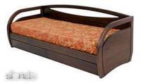 Кровать тахта детская деревянная