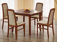 Стол обеденный деревянный FLORIAN ольха Halmar