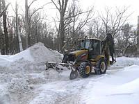 Расчистка снега Киев, фото 1