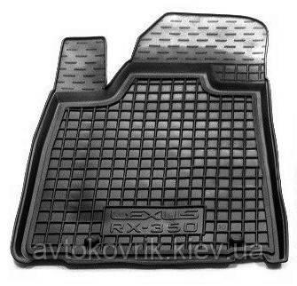 Полиуретановый водительский коврик в салон Lexus RX 350 2009-2015 (AVTO-GUMM)