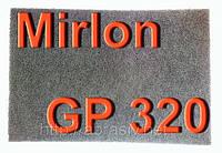Шлифовальный войлок Mirlon P320 GP, шлифовальный лист 152х229х10мм, зелений