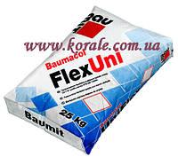 Клей универсальный для плитки Baumit FlexUni (Баумит Флекс Уни)
