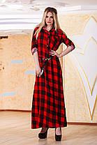 Платье с капюшоном- д2374/1 размеры 44-48  , фото 3