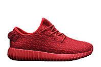 """Кроссовки Adidas Yeezy Boost 350 """"Red Wine"""" (Копия ААА+), фото 1"""