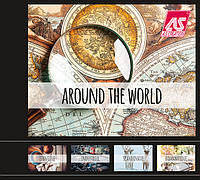 Обои A.S. Creation Around the World