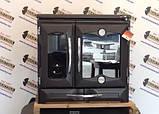 Отопительно-варочная печь La Nordica Suprema (Black), фото 2