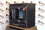 Отопительно-варочная печь La Nordica Suprema (Black), фото 4