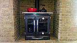 Отопительно-варочная печь La Nordica Suprema (Black), фото 8