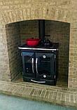 Отопительно-варочная печь La Nordica Suprema (Black), фото 10