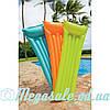 Надувной пляжный матрас Интекс, 3 цвета: 183х69см (Intex 59703) - Фото