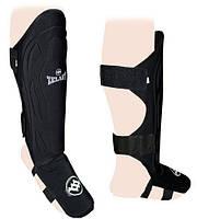 Защита для ног (голень+стопа) EVA+неопрен ZEL ZK-4215 (р-р S-XL, черный)