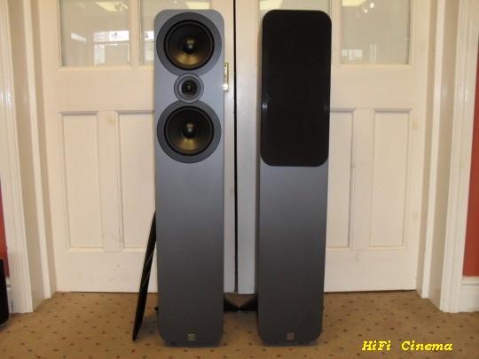 Напольная акустическая система Q Acoustics Q 3050 Speaker system HiFi Cinema