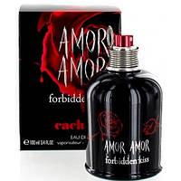 Cacharel Amor Amor Forbidden Kiss edt 100 ml. w оригинал
