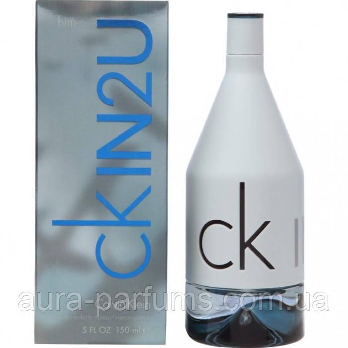 Calvin Klein Ck In2u Edt 150 Ml M оригинал продажа цена в