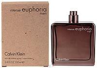 Calvin Klein Euphoria Men Intense  edt 100 ml.  m Тестер оригинал