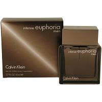Calvin Klein Euphoria Men Intense  edt 50 ml.  M  оригинал