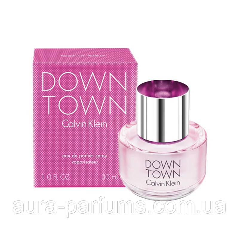 Calvin Klein Down Town edp 30 ml w оригинал