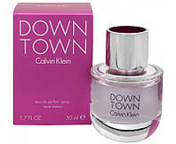 Calvin Klein Down Town edp 50ml w оригинал примятые