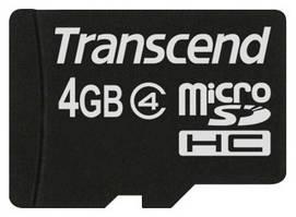 Карта памяти Apacer micro SDHC Class4 4GB w/ 1 Adapter RP (AP4GMCSH5-R)