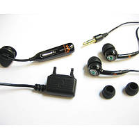 Гарнитура Sony Ericsson HPM-70 + 2 комплекта амбушюр, Оригинальные W810 k750 K770 K790 K800/наушники/hands free/наушники с микрофоном /сони эриксон/HP