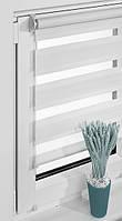 Рулонные шторы 39*160см Белый Vidella Zebra