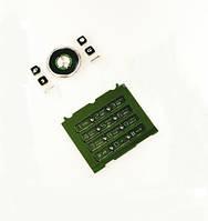 Клавиатура для Sony Ericsson S500i, зеленая