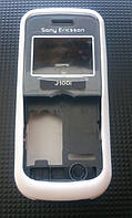 Корпус для Sony Ericsson J100, High Copy, Белый