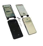 Корпус для Sony Ericsson Z770i, 243ГРН, High Copy, Серебристый, Бесплатная Доставка Новой Почтой