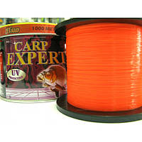 Леска Carp Expert Fluo Orange 1000 m 0.35 mm