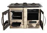 Отопительно-варочная печь Nordica America(CREMA), фото 3