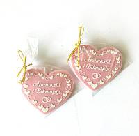 Шоколадные подарки для гостей на свадьбу