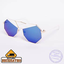 Солнцезащитные очки - белые - 808