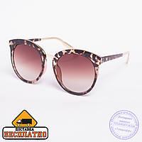 Солнцезащитные очки черные - 2824, фото 1